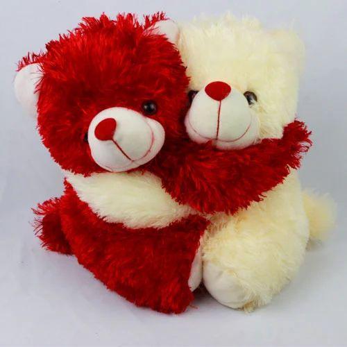 Kids Teddy Bear - Pair Teddy Bear Manufacturer from New Delhi