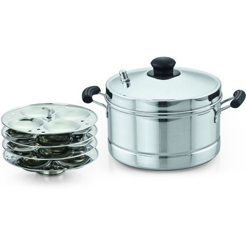 2e8175aeaa Steel Idly Cooker, For Domestic Purpose, Rs 270 /piece, Selva ...