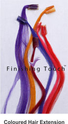 Coloured Hair Strips