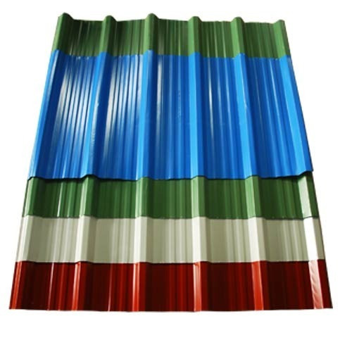 SS Corrugated Roofing Sheet