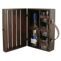 Wooden Bar Set Bar Accessories