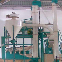 Isabgol Cleaning Plant