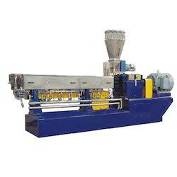 Used Twin Screw Extruder Machine