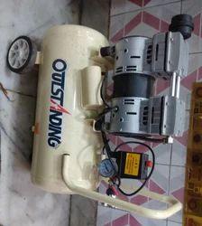 Silent Oil free Portable Compressor