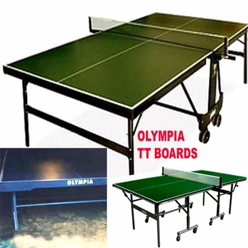 Gym Equipment Kolkata: Olympia Table Tennis Board