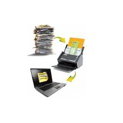 Data Scanning and Digitization Services