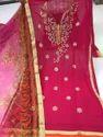New Designer Pure Chanderi Suit