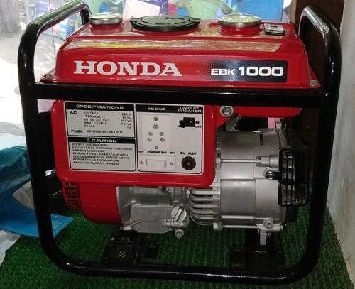 1.4 HP Honda Engine Honda EBK 1000 Portable Generator, 220 Volts
