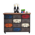 Drawer Chest Multi Colour