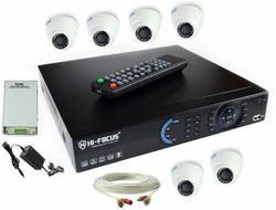 8 Channel DVR Home Security Camera