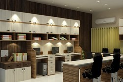 Office Interiors Designing
