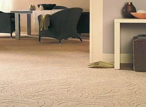 Nylon Wall To Wall Carpets Rs 60 Square Feet S A M