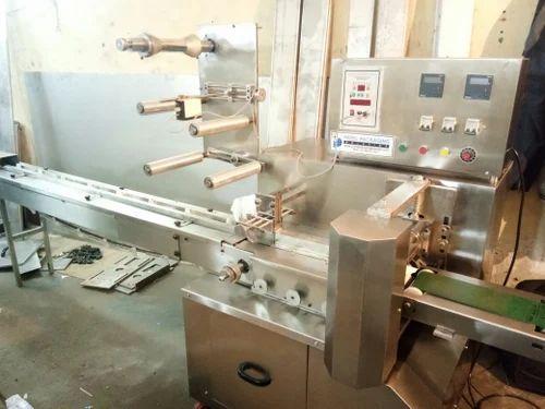 Kulfi Pouch Packing Machine