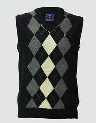 Men's Half Sweater