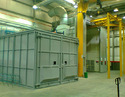 Mechanical Recovery Blast Machine Room