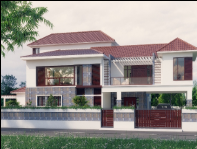 Active Designs Private Limited - Bungalow & Modern Bungalow from Kochi