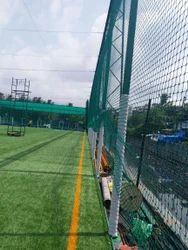 PU / PVC Flooring Tennis Court Flooring Cricket Ground Construction