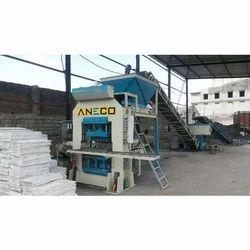 Aneco 2100 Automatic Fly Ash Brick Making Plant