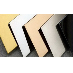 Stainless Steel Coloring Mirror Sheets - Doshi Impex (India ...