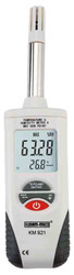 Thermo Hygrometer Temperature & Humidity Meter, KM 921, for Industrial