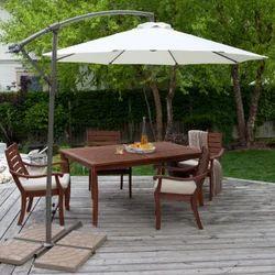 Outdoor Cantilever Umbrella