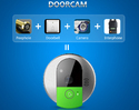 General Aux Cambell Wireless Wifi P2p Camera Smart Door Bell