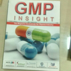 GMP Insight Pharmaceutical Book