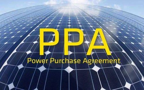 Solar Power Purchase Agreementppa Rambans Energy Systems Pvt