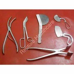 Plaster Cutting Instruments