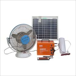 Solar CFL Home Light