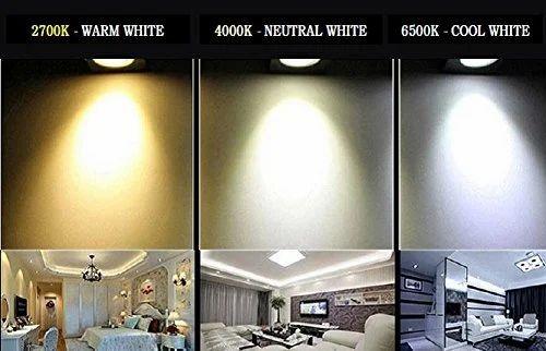White Led Light Cob Warm Down 5w 34L5ARj