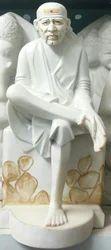 Marble Sai Baba Murti