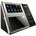 Face And Fingerprint Recognition System
