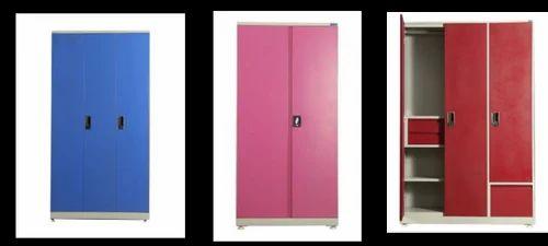 Steel N Style Manufacturer Of Steel Almirahs Amp Pink