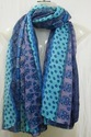 Voile Printed Fabric Scarves