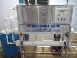 Ro Technology PVC Reverse Osmosis Plant, Purification Capacity: 500LPH, Model Name/Number: Ro 500 Lph