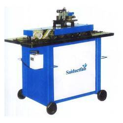 Duct Lock Forming Machine