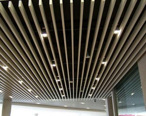 Baffle Ceiling For Sound Diffusers Rs 145 Square Feet