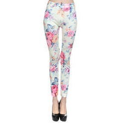 Ladies Fancy Legging