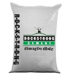 Rockstrong Cement, Packaging Type: Bag, Packing Size: 50 Kg