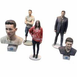 Epoxy Resins Plastic Aesthetics 3D Selfies Service