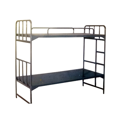Double Decker Bed With Attached Ladder