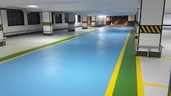 India Industrial Epoxy Floor Coatings