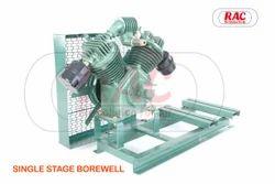 Single Stage Borewell Compressor