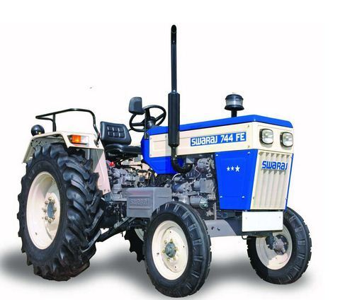Swaraj 744 FE Tractor, Swaraj Tractors | Karimnagar Road, Jagtial