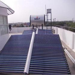 ETC Commercial Solar Water Heater