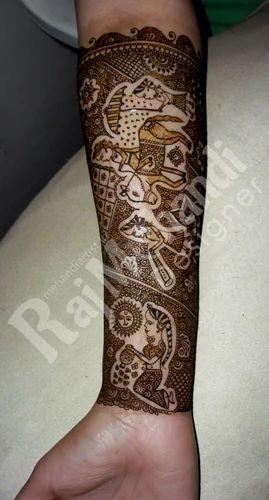 Tattoo Mehndi Design म ह द ड ज इनर In