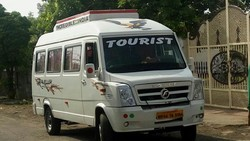 AC Seater Bus 12 To 26 Travel Buses Services, Bhopal, Diesel
