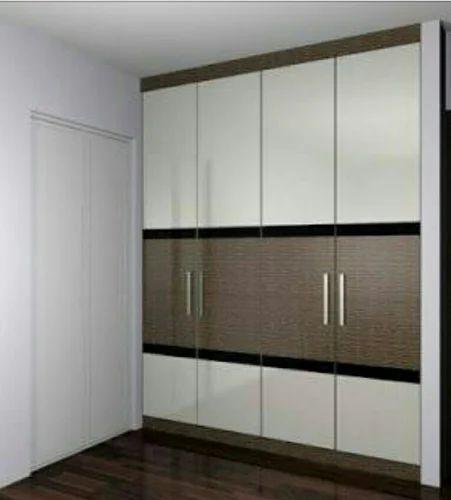Plywood Modular Wardrobes Storage Systems