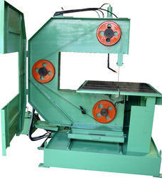 SPM Large Size Ring Cutting Machine